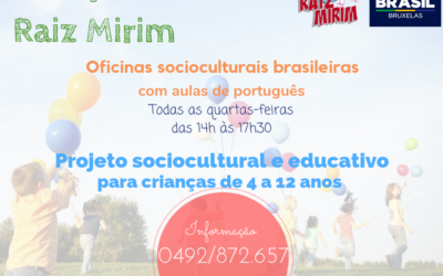 Projeto Raiz Mirim 2019-2020